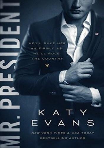 Okładka książki Mr. President