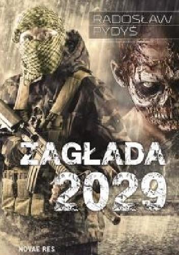 Okładka książki Zagłada 2029