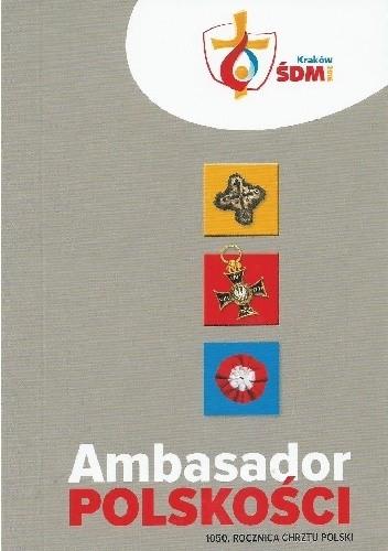 Okładka książki Ambasador Polskości