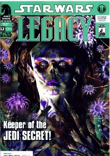 Okładka książki Star Wars: Legacy #12