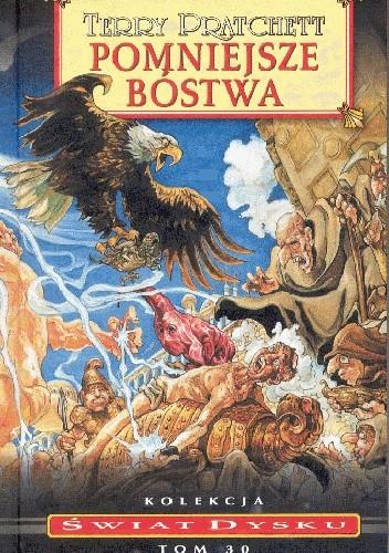 Okładka książki Pomniejsze bóstwa