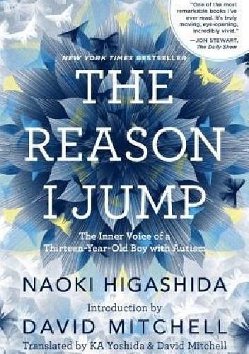 Okładka książki The Reason I Jump