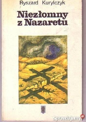 Okładka książki Niezłomny z Nazaretu