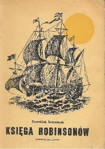 Okładka książki Księga Robinsonów