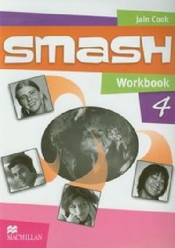 Okładka książki Smash 4 Workbook