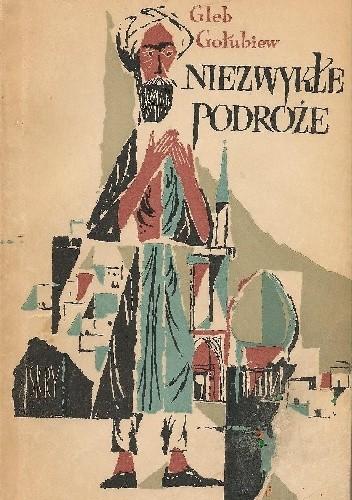 Okładka książki Niezwykłe podróże