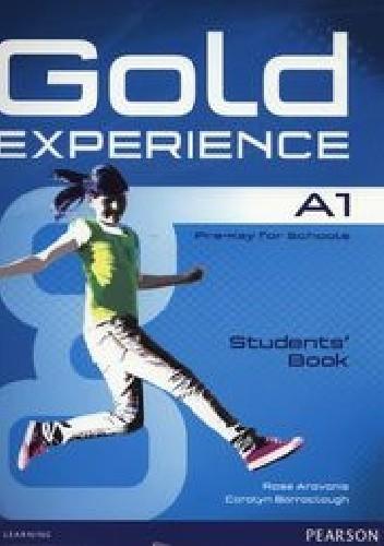 Okładka książki Gold Experience A1 Student's Book