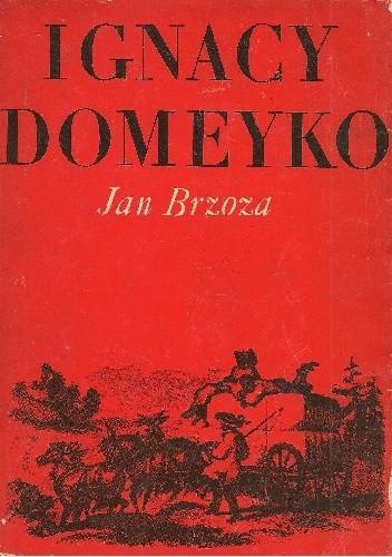 Okładka książki Ignacy Domeyko