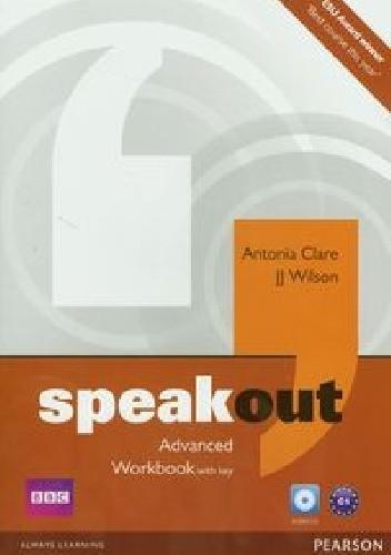 Okładka książki Speakout Advanced Workbook with key