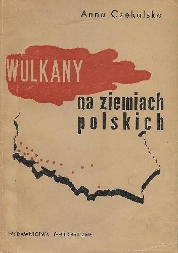 Okładka książki Wulkany na ziemiach polskich