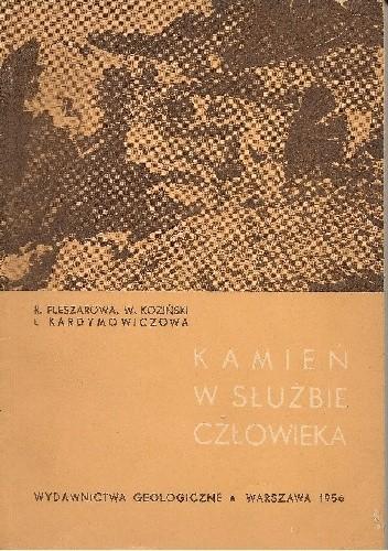 Okładka książki Kamień w służbie człowieka