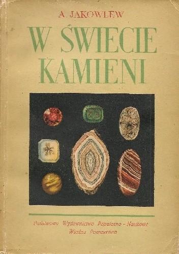 Okładka książki W świecie kamieni