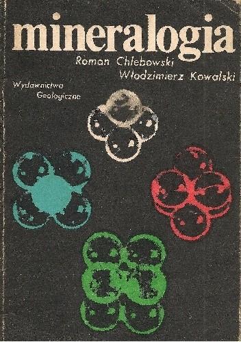 Okładka książki Mineralogia