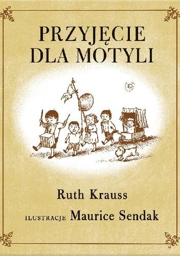 Okładka książki Przyjęcie dla motyli