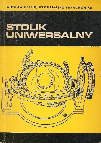 Okładka książki Stolik uniwersalny