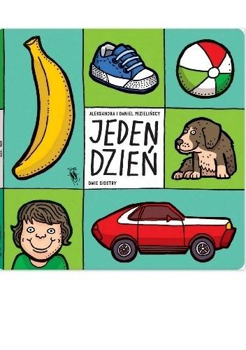 Okładka książki Jeden dzień