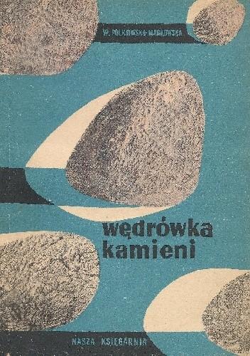 Okładka książki Wędrówka kamieni