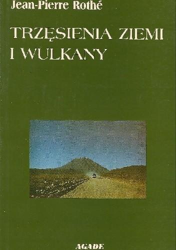 Okładka książki Trzęsienia ziemi i wulkany