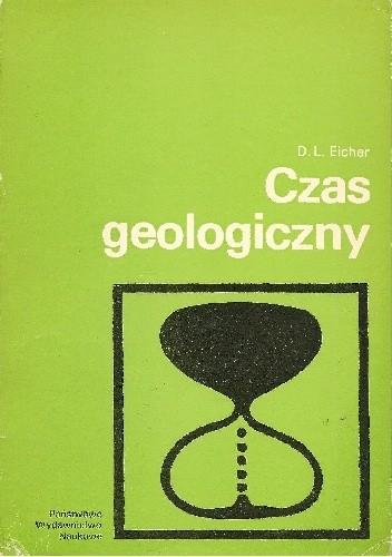 Okładka książki Czas geologiczny