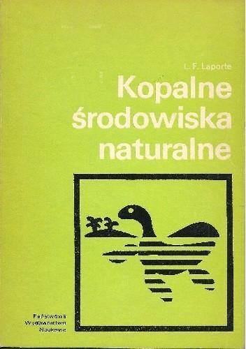 Okładka książki Kopalne środowiska naturalne