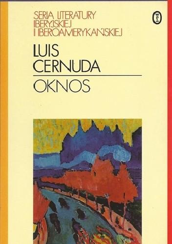 Okładka książki Oknos