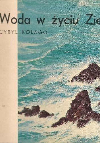 Okładka książki Woda w życiu Ziemi
