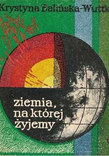 Okładka książki Ziemia, na której żyjemy
