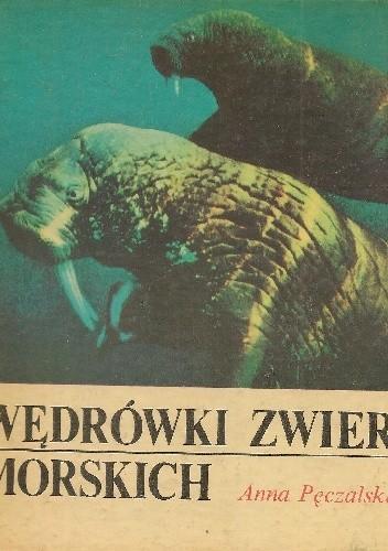 Okładka książki Wędrówki zwierząt morskich