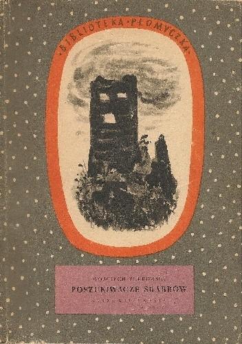 Okładka książki Poszukiwacze skarbów