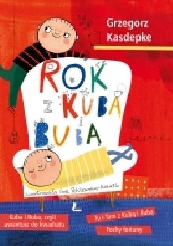 Okładka książki Rok z Kubą i Bubą