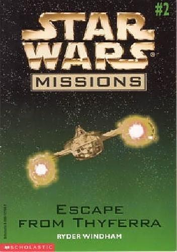 Okładka książki Escape from Thyferra