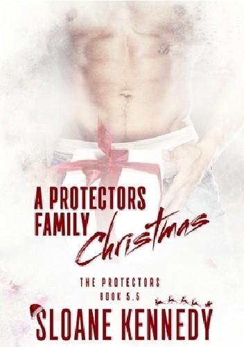 Okładka książki A Protectors Family Christmas