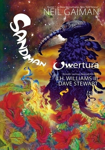 Okładka książki Sandman: Uwertura