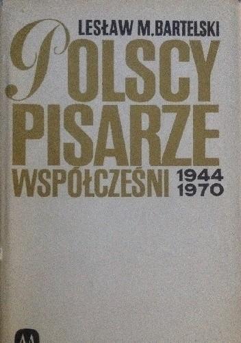 Okładka książki Polscy pisarze współcześni 1944-1970