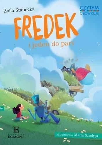 Okładka książki Fredek i jeden do pary