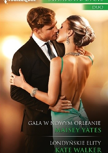 Okładka książki Gala w Nowym Orleanie. Londyńskie elity