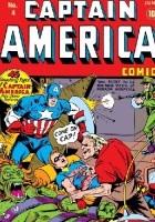 Captain America Comics 4
