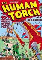 Human Torch Comics 4