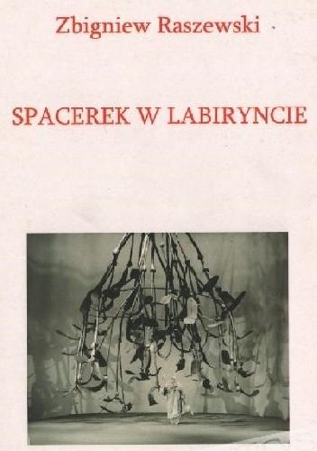 Okładka książki Spacerek w labiryncie