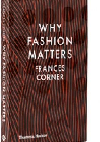 Okładka książki Why fashion matters?