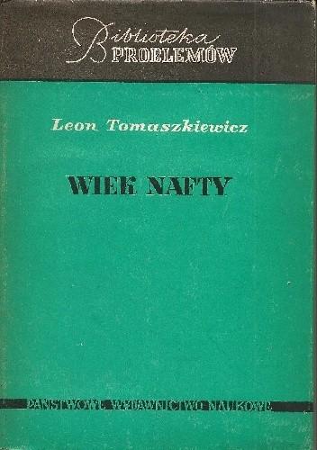 Okładka książki Wiek nafty