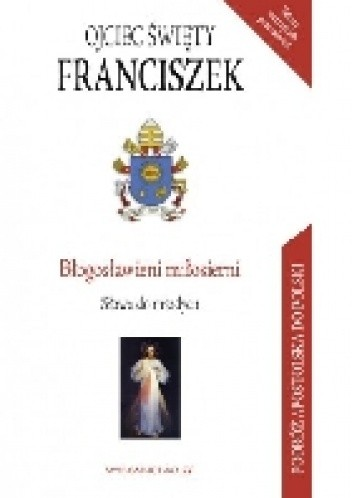 Okładka książki Błogosławieni miłosierni. Słowa do młodych