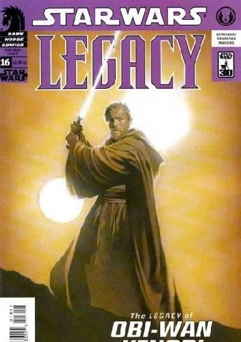 Okładka książki Star Wars: Legacy #16