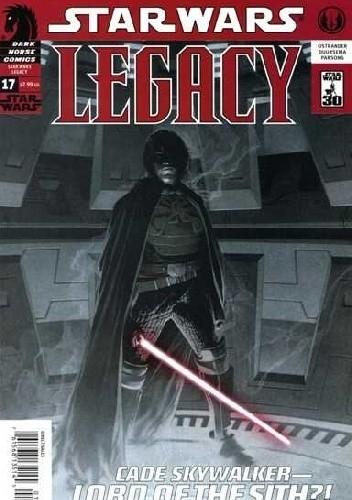 Okładka książki Star Wars: Legacy #17
