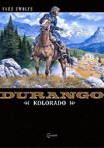 Okładka książki Durango #11: Kolorado