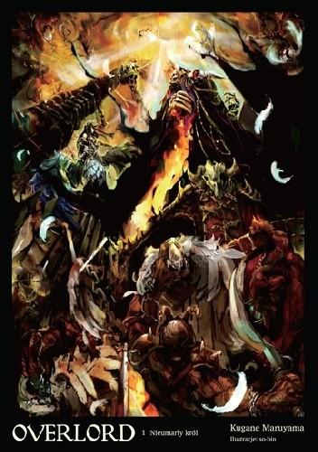 Okładka książki Overlord: Nieumarły król