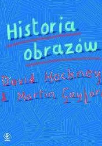 Okładka książki Historia obrazów
