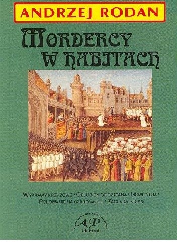 Okładka książki Mordercy w habitach