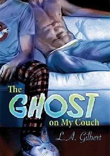 Okładka książki The Ghost on My Couch