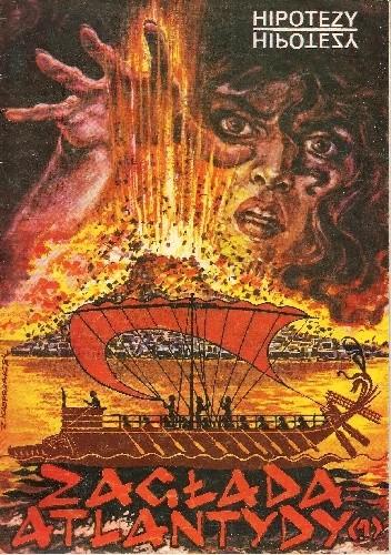 Okładka książki Zagłada Atlantydy (1)